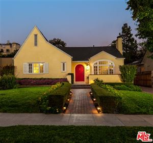 Photo of 544 LILLIAN Way, Los Angeles , CA 90004 (MLS # 19430428)