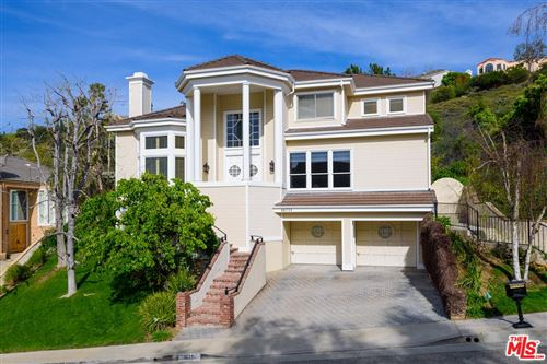 Photo of 16771 MONTE HERMOSO Drive, Pacific Palisades, CA 90272 (MLS # 20551428)