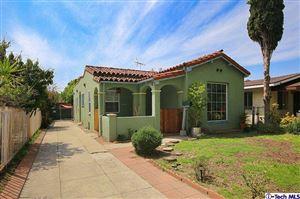 Photo of 3908 BOYCE Avenue, Los Angeles , CA 90039 (MLS # 318001429)