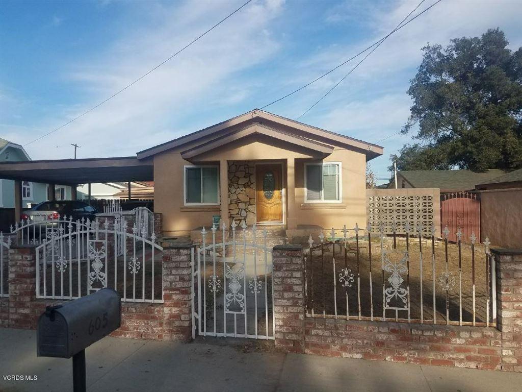 Photo for 605 OJAI Road, Santa Paula, CA 93060 (MLS # 217012429)