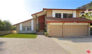 Photo of 9814 CURWOOD Place, Beverly Hills, CA 90210 (MLS # 18311430)