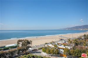 Photo of 101 OCEAN Avenue #D701, Santa Monica, CA 90402 (MLS # 18325430)