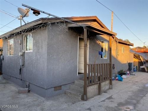 Photo of 401 North MCKINLEY (BACK HOUSE) Avenue, Oxnard, CA 93030 (MLS # 219014431)