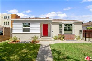 Photo of 4016 WASATCH Avenue, Culver City, CA 90066 (MLS # 19477432)