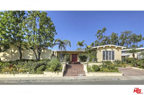 Photo of 1629 TOWER GROVE Drive, Beverly Hills, CA 90210 (MLS # 19527432)