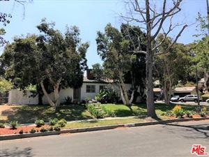 Photo of 3840 South BURNSIDE Avenue, Los Angeles , CA 90008 (MLS # 18367434)