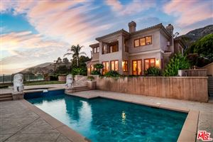 Photo of 4996 PUESTA DEL SOL Street, Malibu, CA 90265 (MLS # 18373434)