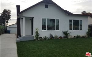 Photo of 2610 West 78TH Place, Inglewood, CA 90305 (MLS # 18407434)