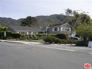 Photo of 6418 TRANCAS CANYON Road, Malibu, CA 90265 (MLS # 19510434)