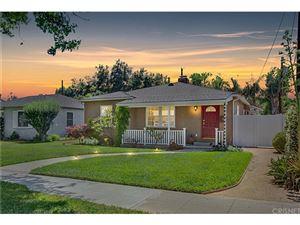 Photo of 637 North SPARKS Street, Burbank, CA 91506 (MLS # SR18145434)