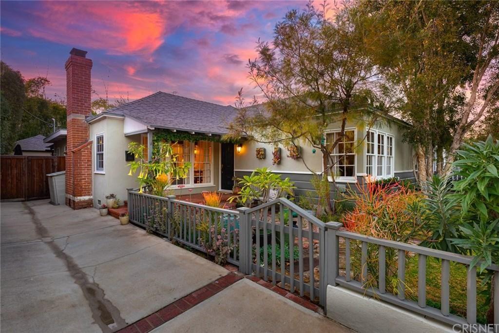 Photo of 4153 WILKINSON Avenue, Studio City, CA 91604 (MLS # SR20029434)