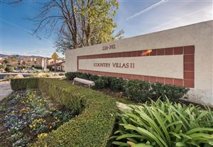 Photo of 318 COUNTRY CLUB Drive #C, Simi Valley, CA 93065 (MLS # 218000435)
