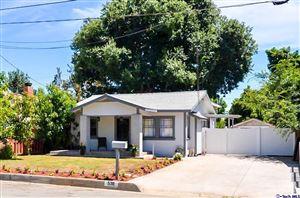 Photo of 538 West WALNUT Avenue, Monrovia, CA 91016 (MLS # 318002436)