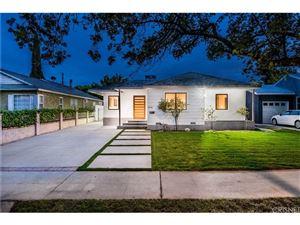 Photo of 14610 MORRISON Street, Sherman Oaks, CA 91403 (MLS # SR18121436)