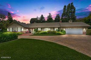 Photo of 11295 BARRANCA Road, Santa Rosa , CA 93012 (MLS # 219006437)