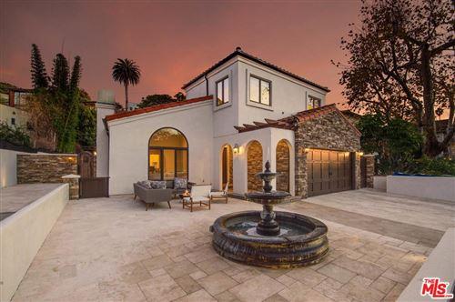 Photo of 318 ENTRADA Drive, Santa Monica, CA 90402 (MLS # 20551438)