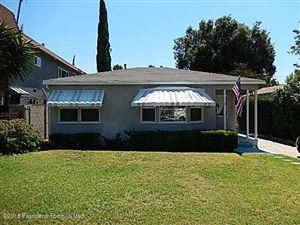 Photo of 5948 COLFAX Avenue, North Hollywood, CA 91601 (MLS # 818003439)