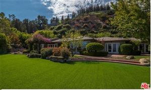 Photo of 1450 BELLA Drive, Beverly Hills, CA 90210 (MLS # 18335440)