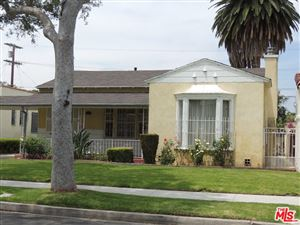 Photo of 3941 ROXTON Avenue, Los Angeles , CA 90008 (MLS # 18356440)