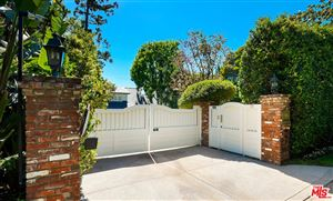 Tiny photo for 245 South BURLINGAME Avenue, Los Angeles , CA 90049 (MLS # 18386440)