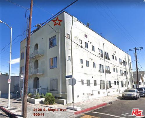Photo of 2108 MAPLE Avenue, Los Angeles , CA 90011 (MLS # 19466440)