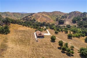 Photo of 7477 WHEELER CANYON Road, Santa Paula, CA 93060 (MLS # 218007440)