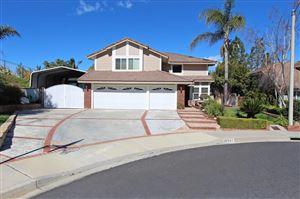 Photo of 12927 CAMDEN Court, Moorpark, CA 93021 (MLS # 219002440)