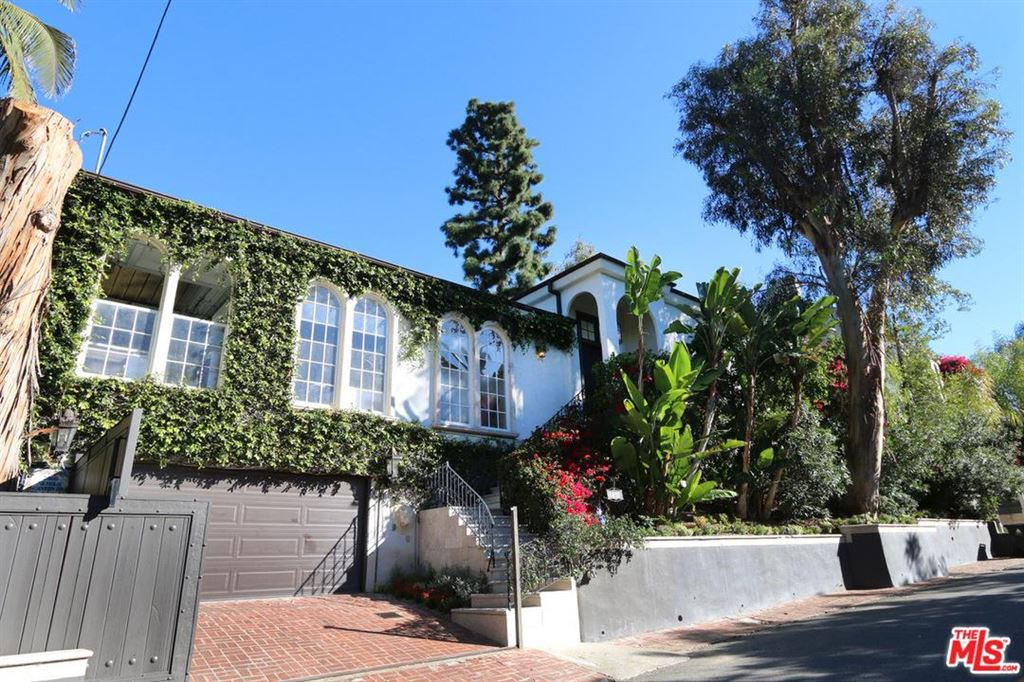 Photo for 2806 NICHOLS CANYON Road, Los Angeles , CA 90046 (MLS # 19486440)