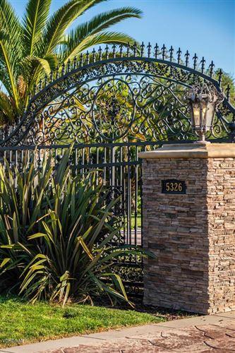 Photo of 5326 CALAROSA RANCH Road, Camarillo, CA 93012 (MLS # 219013443)