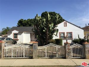 Photo of 9812 South 4TH Avenue, Inglewood, CA 90305 (MLS # 18312444)