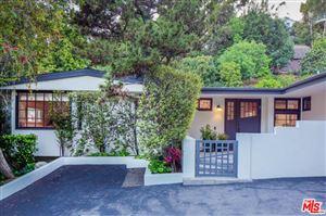 Photo of 1563 North DOHENY Drive, Los Angeles , CA 90069 (MLS # 18346444)