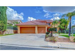 Photo of 7416 GRAYSTONE Drive, West Hills, CA 91304 (MLS # SR18036444)
