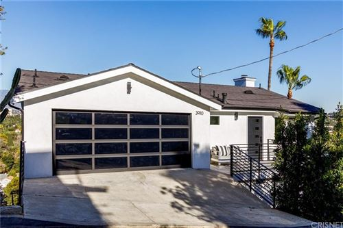 Photo of 3910 West POINT Drive, Los Angeles , CA 90065 (MLS # SR20032445)