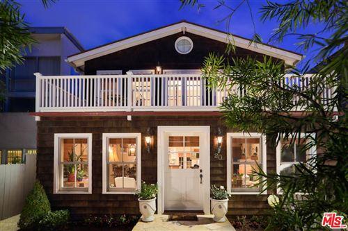 Photo of 20 MAST Street, Marina Del Rey, CA 90292 (MLS # 19539446)