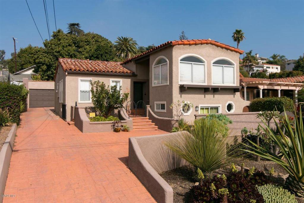 Photo for 1417 BUENA VISTA Street, Ventura, CA 93001 (MLS # 218001447)