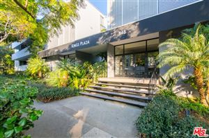 Photo of 848 North KINGS Road #104, West Hollywood, CA 90069 (MLS # 18303448)