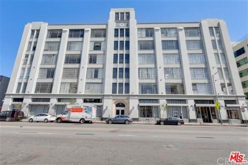 Photo of 420 South SAN PEDRO Street #515, Los Angeles , CA 90013 (MLS # 20567448)