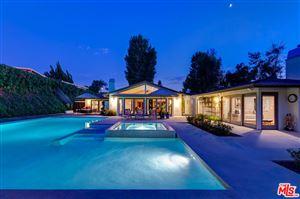Photo of 16231 MEADOWRIDGE Way, Encino, CA 91436 (MLS # 19508450)