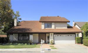 Photo of 301 FOX RIDGE Drive, Thousand Oaks, CA 91361 (MLS # 219011450)
