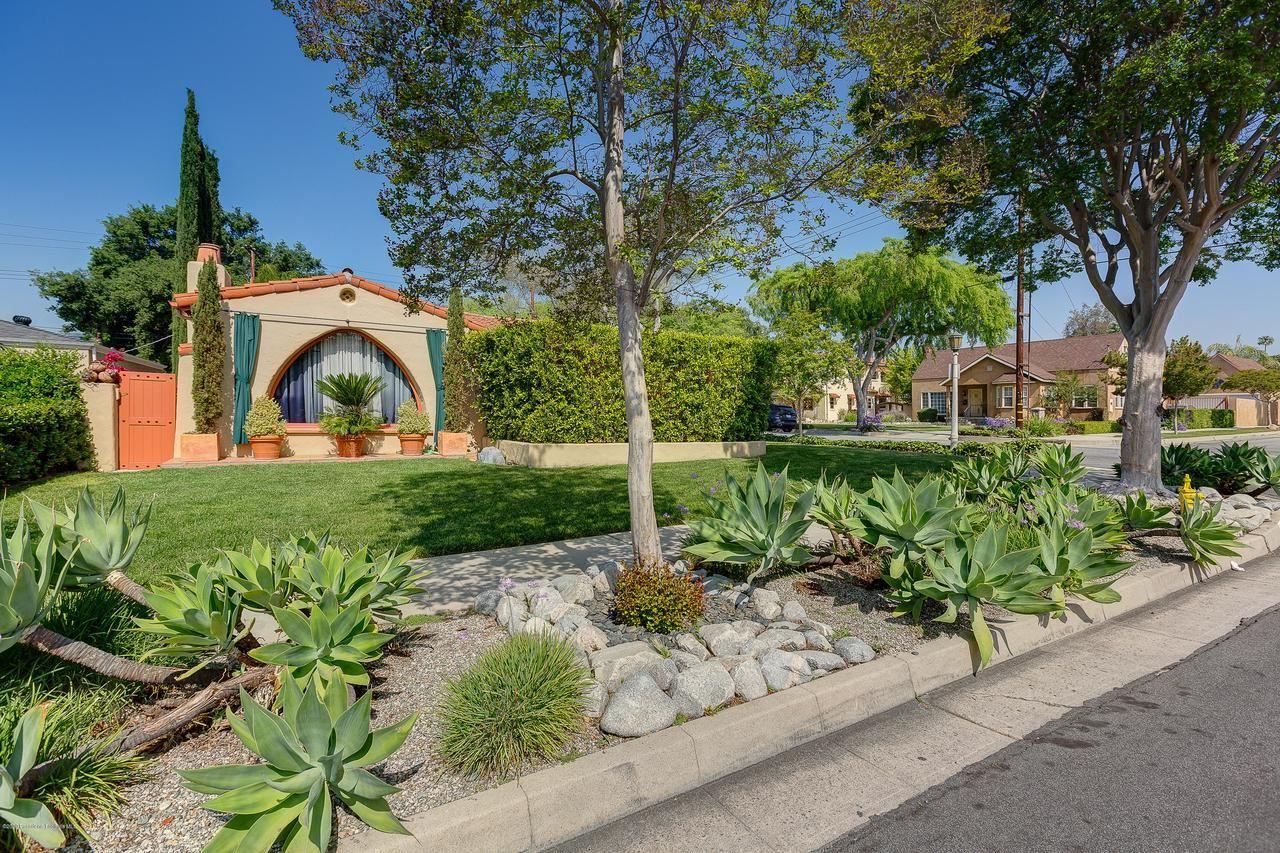Photo of 1241 SOLITA Road, Pasadena, CA 91103 (MLS # 820000451)