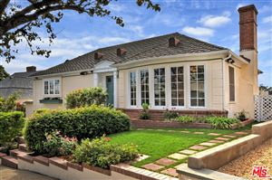 Photo of 371 DALKEITH Avenue, Los Angeles , CA 90049 (MLS # 18303452)