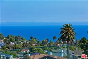 Photo of 656 LACHMAN Lane, Pacific Palisades, CA 90272 (MLS # 19481452)