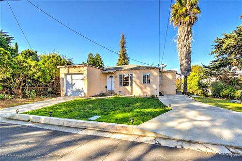 Photo of 1417 MONTECITO Drive, Los Angeles , CA 90031 (MLS # 819005452)
