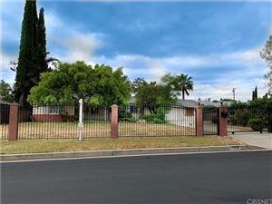 Photo of 17318 TRIBUNE Street, Granada Hills, CA 91344 (MLS # SR19107452)
