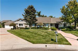 Photo of 6884 AVIANO Drive, Camarillo, CA 93012 (MLS # 219007453)