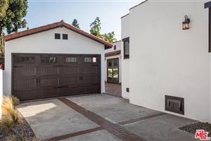 Tiny photo for 11140 HORTENSE Street, Toluca Lake, CA 91602 (MLS # 18383454)