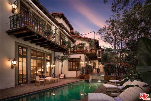 Photo of 2729 NICHOLS CANYON Road, Los Angeles , CA 90046 (MLS # 19512454)