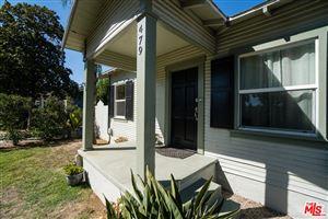Photo of 479 ANDERSON Place, Pasadena, CA 91103 (MLS # 19520454)