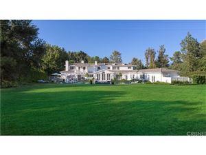 Photo of 24002 LONG VALLEY Road, Hidden Hills, CA 91302 (MLS # SR18181454)