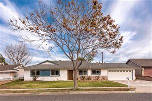 Photo of 1244 EL MONTE Drive, Simi Valley, CA 93065 (MLS # 219000455)